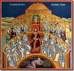 First Ecumenical Council1