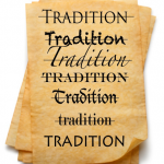 On Redefining Tradition